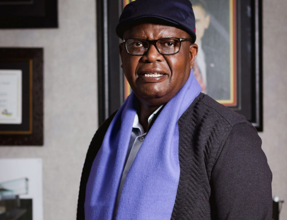 Portraits: Trevor Ncube